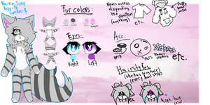 Simy NEW Ref by Trianglecat901fluf