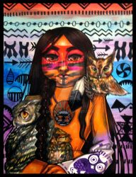 Native American Heritage Month by cherry12