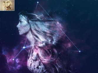 Zodiac Photoshop Action by GraphicAssets