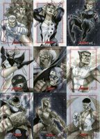 Marvel: 2012 Greatest Heroes Sketch Cards 03 by RichardCox