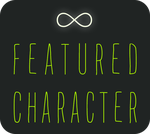 Featured Character Badge by Esk-Masterlist