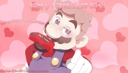 Happy Valentines Day! by Marios-Friend9