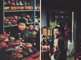 In the market V by ornie