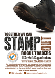 Trust a Trader - Stamp out Rogue Traders by trustatrader