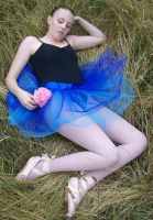 Ballet - In The Garden 9 by Gracies-Stock