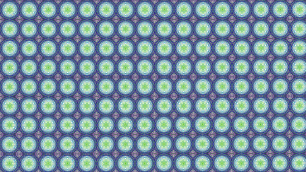 Pattern of Cool Colors by SammiStarr16