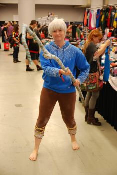Jack Frost - Comic con Montreal 2013 by BeyondInfinite