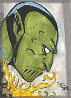 sketch life 43 sketch card by eugenecommodore