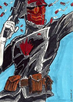 Starlord by jeffclemens