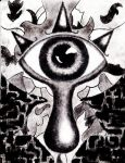 Eye of The Sheikah by Elsola