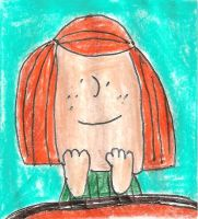 It's Peppermint Patty by dth1971