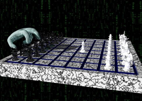 Cyber Chess by Captaindoom2500