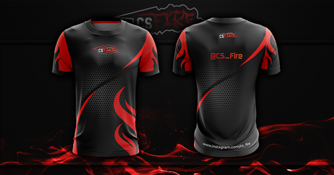Jersey Design by Freestyler92