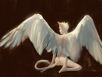 WIP - Wings by Blackpassion777