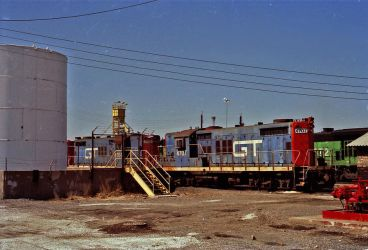 Grand Trunk Geeps at Clyde 2 by eyepilot13