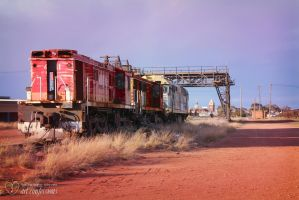 Train 43 by TanyaMarieReeves