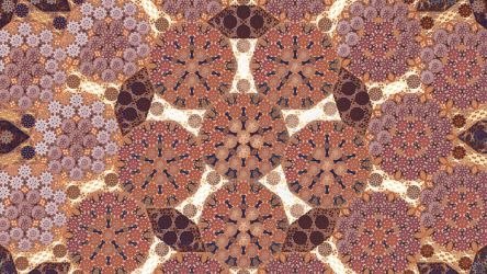 Girih Tiling by teundenouden