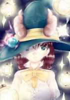 .:Enchanted Library Keeper:. by PaperLillie