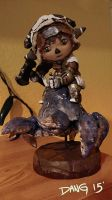 FFXI Beastmaster Sculpture by Iith