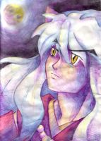 Midnight Inuyasha by DBZ-Obsessed