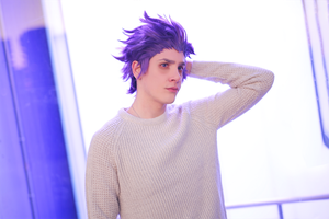 Hitoshi Shinsou CASUAL ~ My Hero Academia Cosplay by Yamato-Leaphere