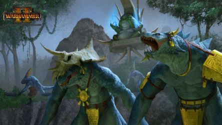 Lizardmen Faction by EthicallyChallenged