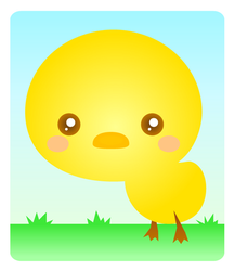 KODOMO LITTLE DUCK by Atzur