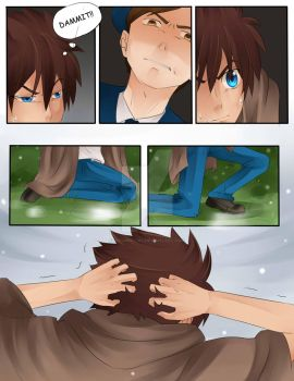 The First Hero Chapter 1 Page 17 by infomertial