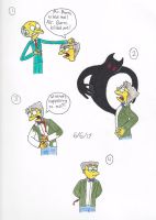 The Simpsons: Treehouse of Horror Ideas by Lizlovestoons12