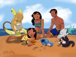 Lilo's Friends