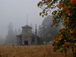 Spooky Old Schoolhouse. by boxcamera