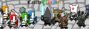 Castle Crashers Sig by Linkgcn64