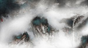 abstract fantasy by blackbeat