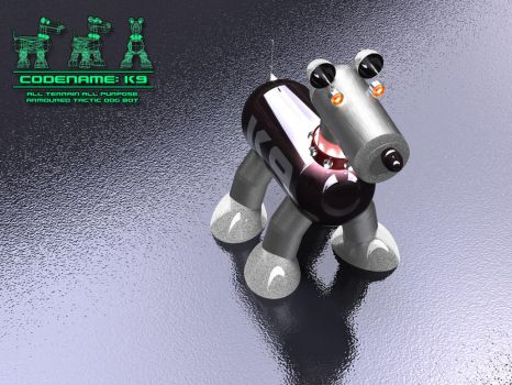 Codename: K9  - Version 1 by caos