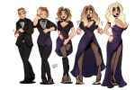 James Bond of the Courtroom - TG Transformation by Grumpy-TG