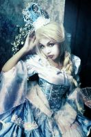 Elsa the Snow Queen by Misuzu-Suu