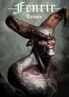 Demoniazzo 2 by Fenrir--the-2nd
