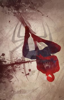 The Amazing Spiderman by mobieus69