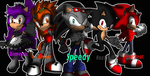 deviantART: Honored Hedgehog OC's by Gaming-Master
