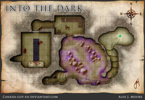 Into the Dark (numberless) MAP by Canada-Guy-Eh