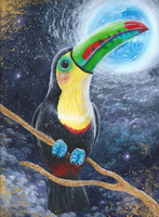 Twinkle Twinkle Toucan by Ducks-with-Crayons
