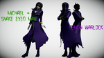 [MMD] The Cloaked Villains - MyStreet/MCD + DL by Pink09YT