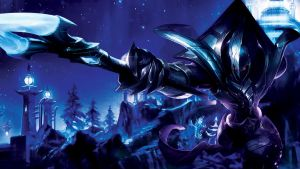 League of Legends: Galactic Azir by Nightfall1007