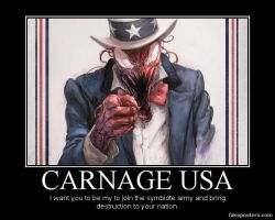 Carnage wants you by trilljacker6534
