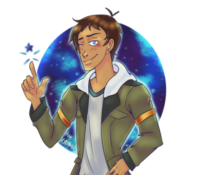 Voltron - Lance by MayStardust