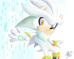 -One Hour Sonic- # 1 Silver by HexaFruit