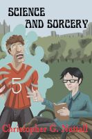 Scorcery Cover 1 by Alex-Claw