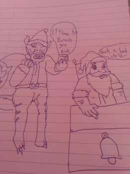 chirstmas give or punish by narinpron