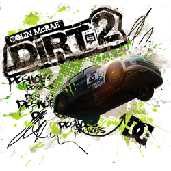 Dirt 2 dock icon by DCLogic