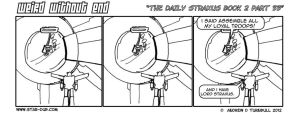 The Daily Straxus Book 2 Part 33 by AndyTurnbull